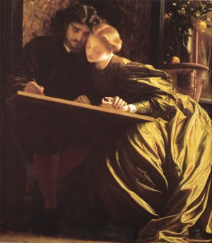 Leighton, The Painter's Honeymoon